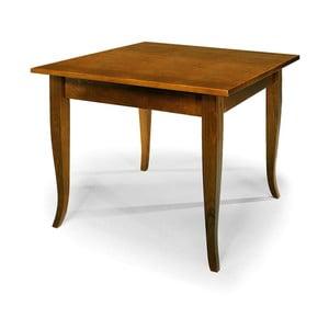 Drevený jedálenský stôl Castagnetti Classico, 80x80cm