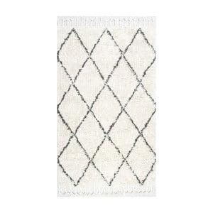 Vlnený koberec Zigio Natural, 120x183 cm