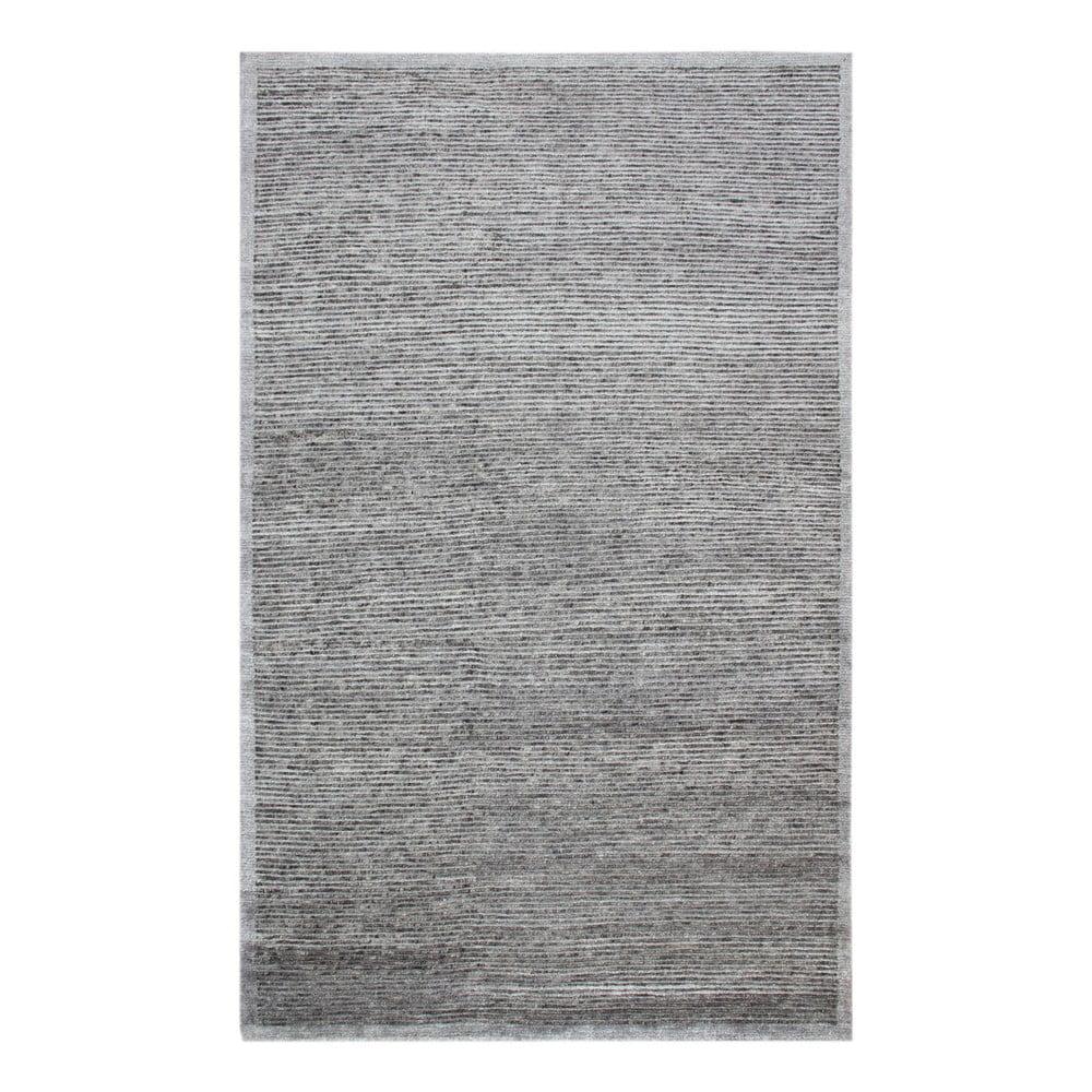 Koberec z vlny a bambusového vlákna, Lilly 170 × 240 cm