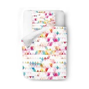 Obliečky Pink Origami, 140x200 cm
