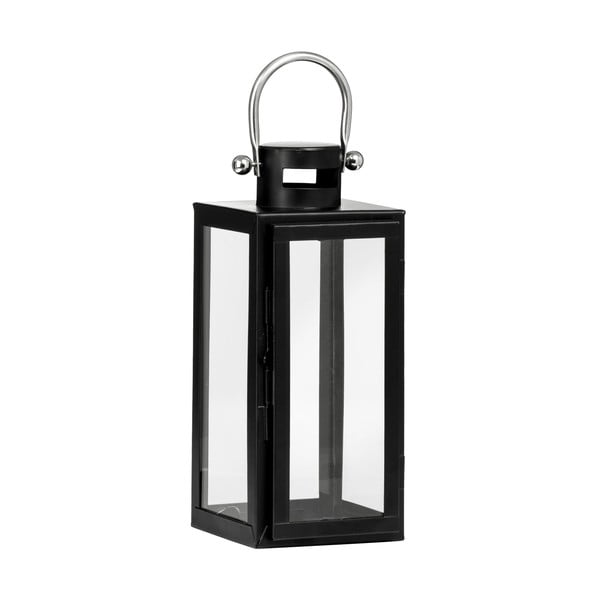 Lampáš Old Eton Black, 30 cm