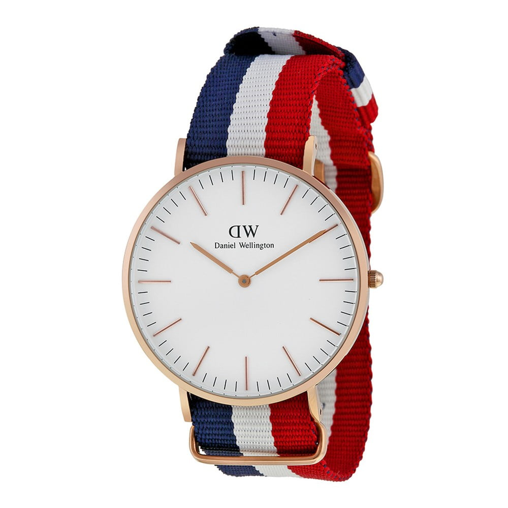 Unisex hodinky Daniel Wellington Cambridge, ⌀ 40 mm