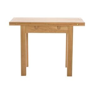 rozkladacia stôl s doskou z dubového dreva Actona Kenley
