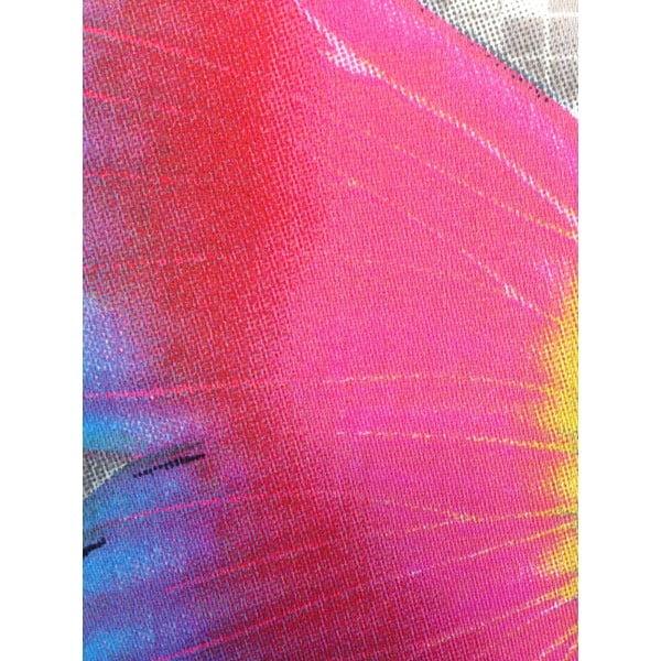 Obliečky Butterfly, 240 x 200 cm, zapínanie na prehyb