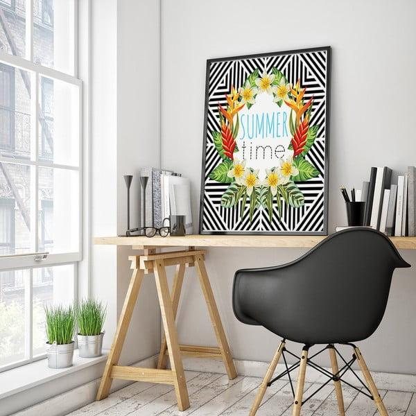 Plagát Summer Time, 30 x 40 cm