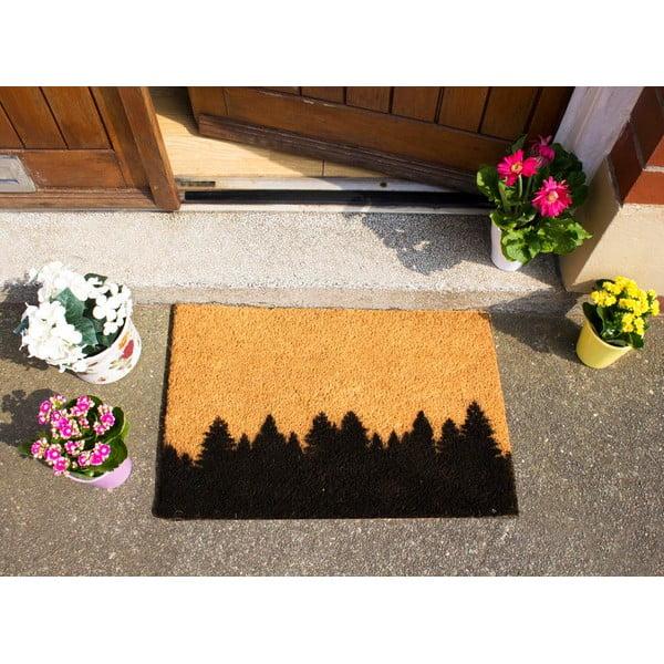 Rohožka Artsy Doormats Forest, 40x60cm