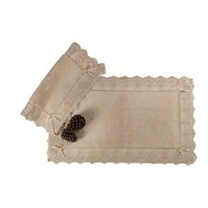 Sada 2 kúpeľňových predložiek Maco Cotton Sahil