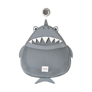 Kôš na hračky a veci do kúpeľne Sprouts so žralokom