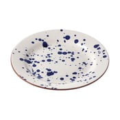 Keramický tanier Parlane Blue Art, Ø28cm