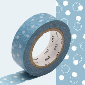 Washi páska MT Masking Tape Severin, návin10m