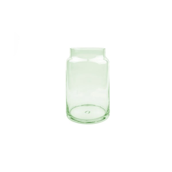 Váza Jar, zelená