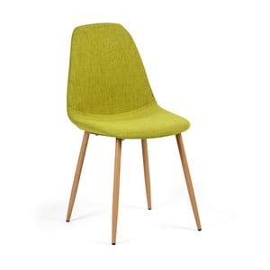 Jedálenská stolička Sky, zelená