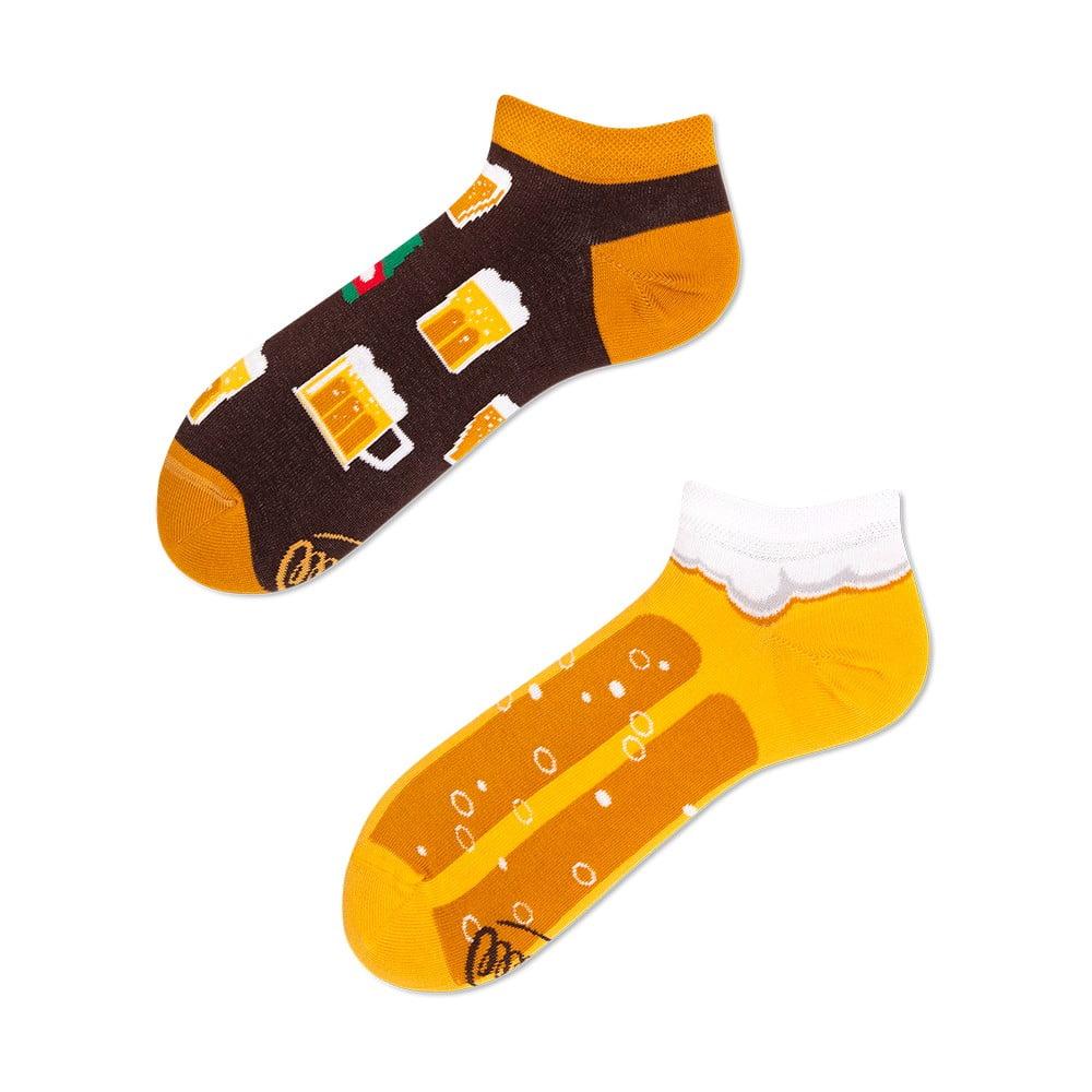 Členkové ponožky Many Mornings Craft Beer, veľ. 35-38