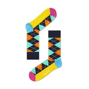 Ponožky Happy Socks Colour Check, veľ. 36-40