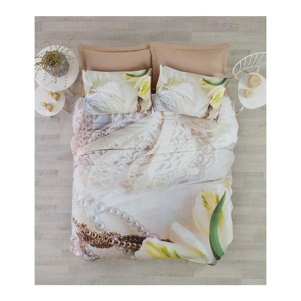 Bavlnené obliečky s plachtou Paola, 200×220cm