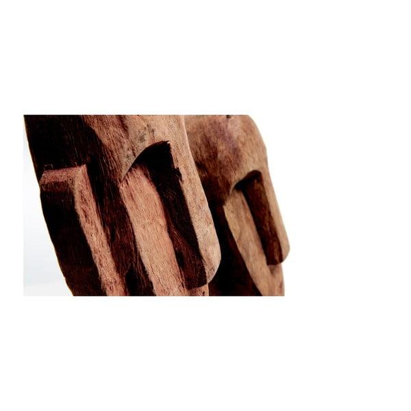 Dekorácia Wooden Kraft