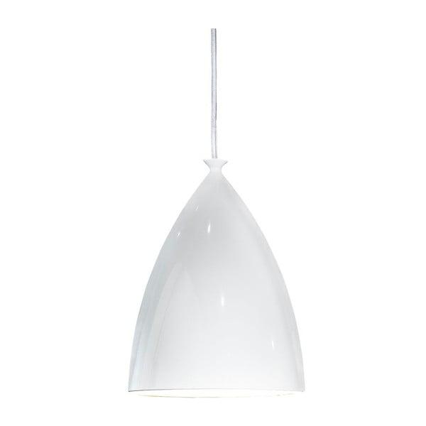 Závesné svietidlo NordluxSlope, biele