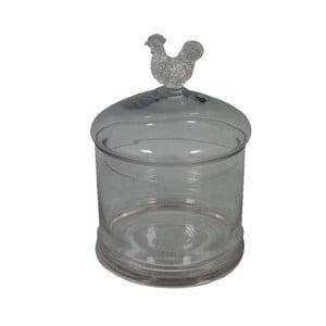 Sklenená nádoba Poulle