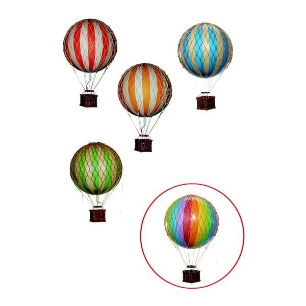 Model balónu Floating The Skies, dúhový