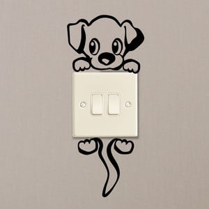 Samolepka Ambiance Cute Dog