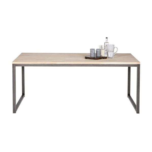 Jedálenský stôl z dubového dreva De Eekhoorn Olivier, 90×180cm