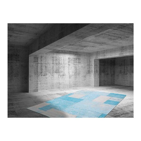 Koberec Leonardo 548 Turquoise, 80x150 cm