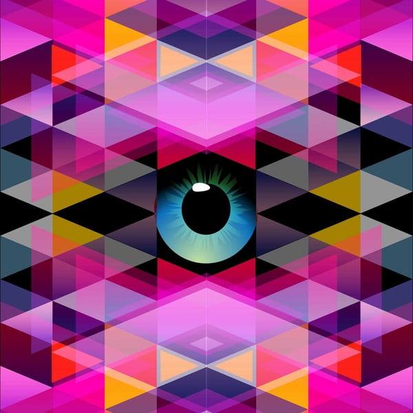 Obraz Vidí ťa, 60x60 cm