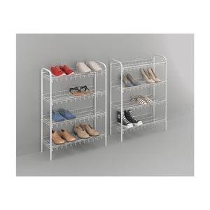 8-poschodová skrinka na topánky Metaltex