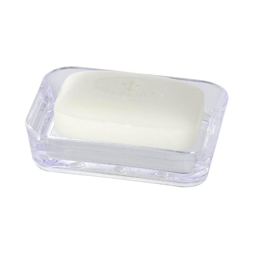 Nádoba na mydlo Candy Transparent
