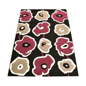 Vysokoodolný koberec Floorita Siena Neon Lilac, 200 x 290 cm