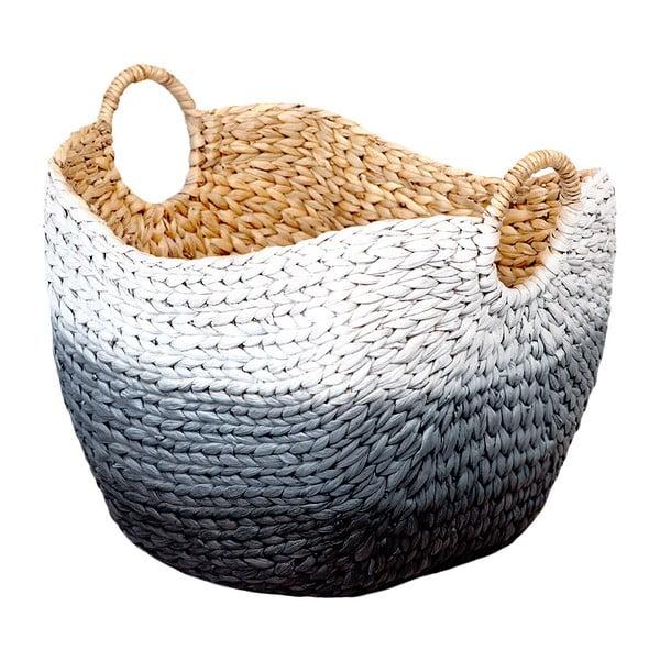 Košík a'miou home Creamo, šírka 40 cm