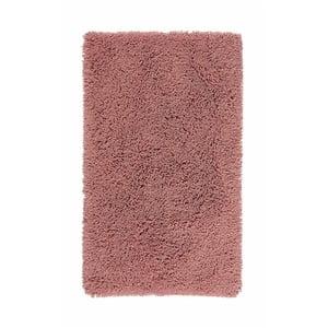 Červenoružová kúpeľňová predložka Aquanova Mezzo, 70 x 120 cm