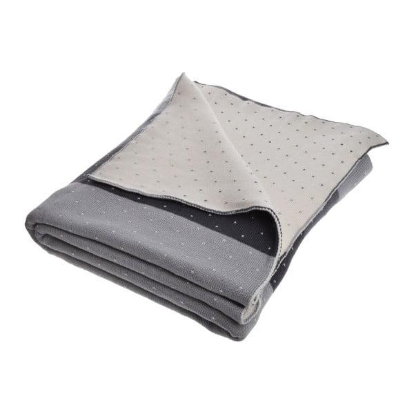 Sivá deka Ewax, 125x150 cm