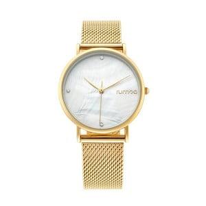 Dámske hodinky v zlatej farbe Rumbatime Lafayette
