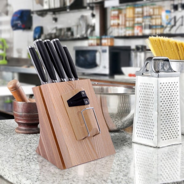 Sada 5 nožov v bloku Krauff Chef