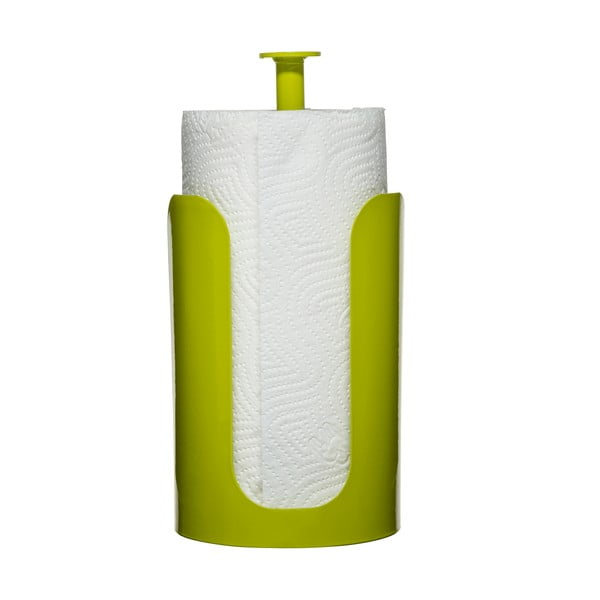 Stojan na role papierových utierok Sagaform, zelený