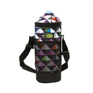 Termotaška na fľašu Bottle Cooler Pixel