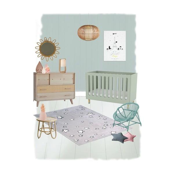 Detský koberec Nattiot Sweet Dream,120x170cm