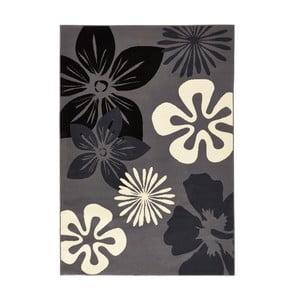 Koberec Hanse Home Gloria Flower Rain, 80 x 150 cm