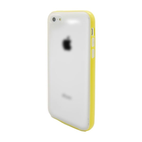 Obal na iPhone5 Colour Frost Yellow