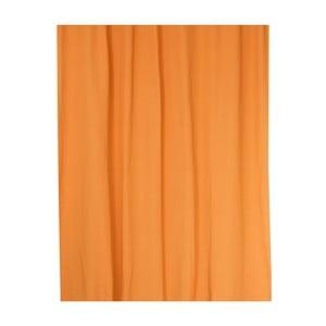 Oranžový záves Apolena Plain Orange, 170×270cm