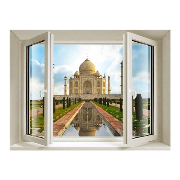 3D samolepka Taj Mahal