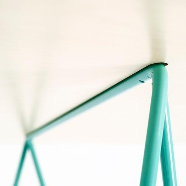 Doska stolu Flat - biela, 180x80 cm