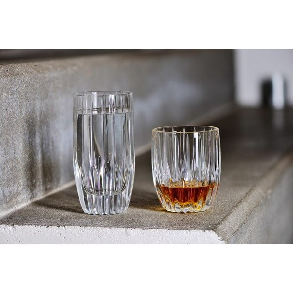 Sada 4 pohárov na whisky Nachtmann Prestige