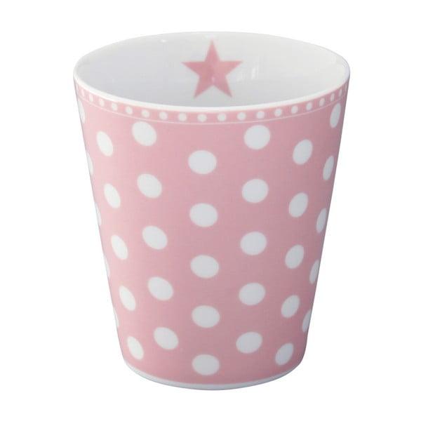 hrnček Krasilnikoff New Dot Pink