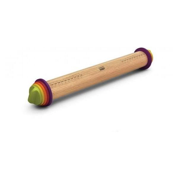 Nastaviteľný valček s farebnými krúžkami Joseph Joseph
