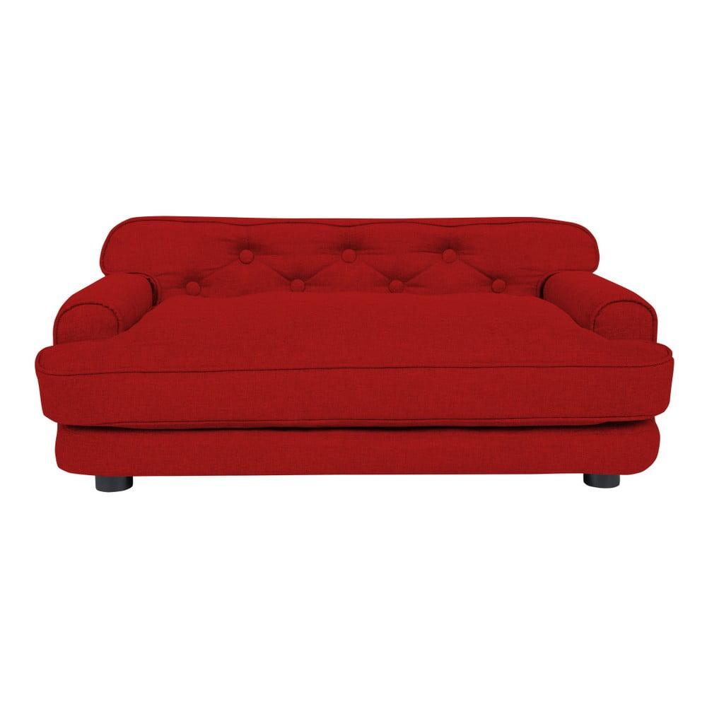 61a0891501a6 Červená pohovka pre psov Marendog Modern Lu×