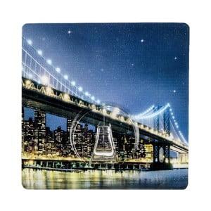 Samodržiaci vešiak Wenko Static-Loc Brooklyn Bridge