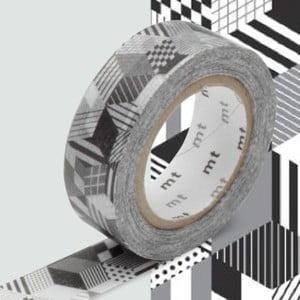 Washi páska MT Masking Tape Jolie, návin10m