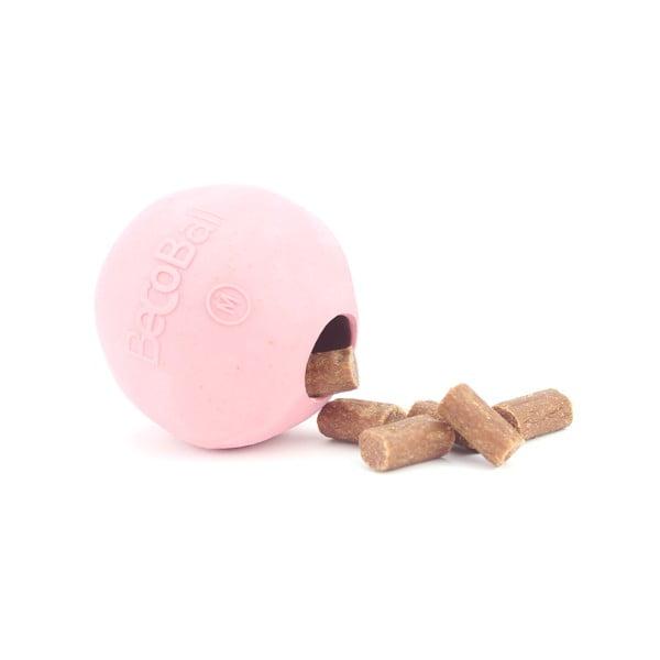 Loptička Beco Ball 6.5 cm, ružová